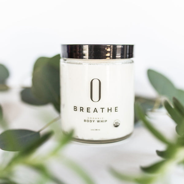 Organic Body Whip | Breathe - Olga's Organics