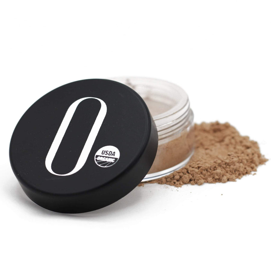 Organic Face Powder | Light - Olga's Organics