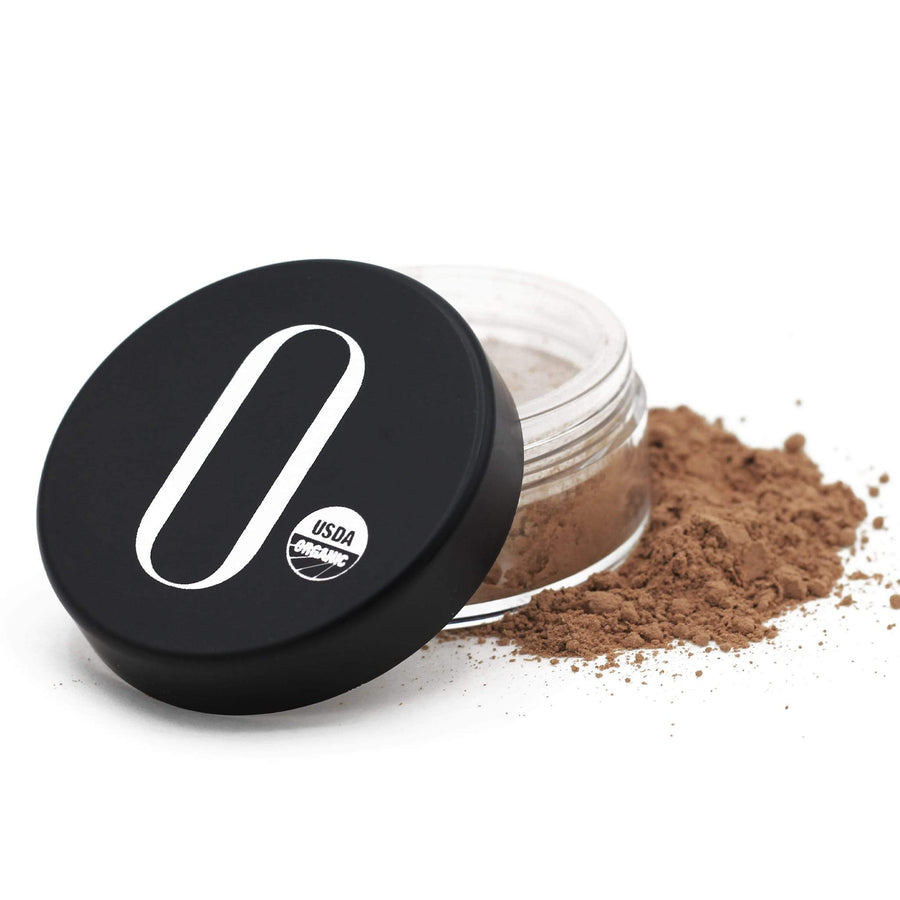 Organic Face Powder | Medium - Olga's Organics