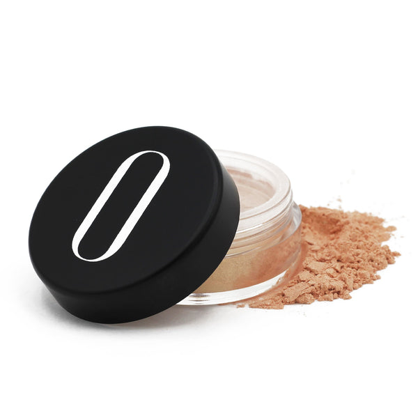 Organic & Mineral Highlighter - Rose Gold - Olga's Organics
