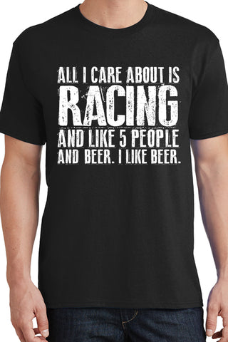 All I Care About Is Racing