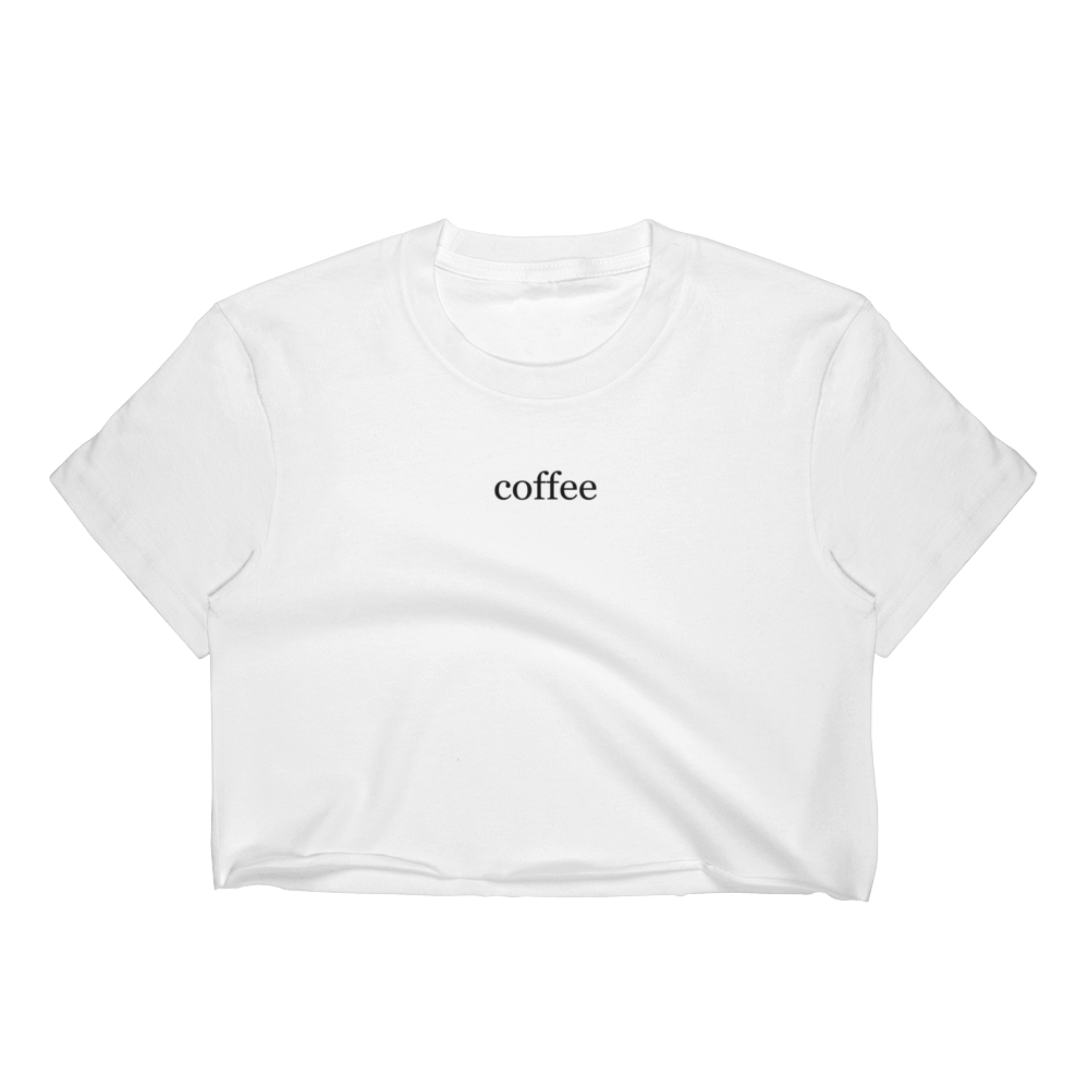 The latte Crop Top
