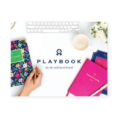Template: Media Kit - Emily Ley Playbook