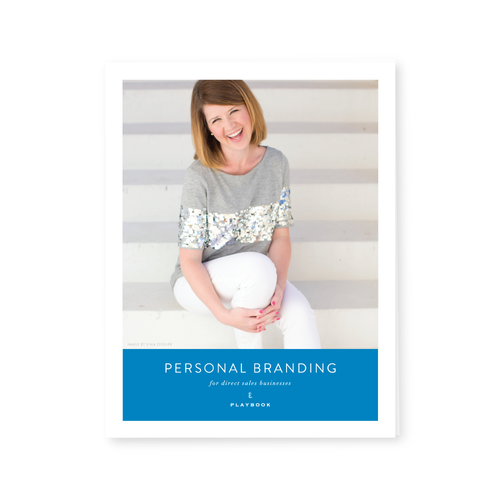 Premium E-book: Direct Sales Personal Branding - Emily Ley Playbook