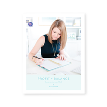 FREE Mini Guide: Creating Profit + Balance - Emily Ley Playbook