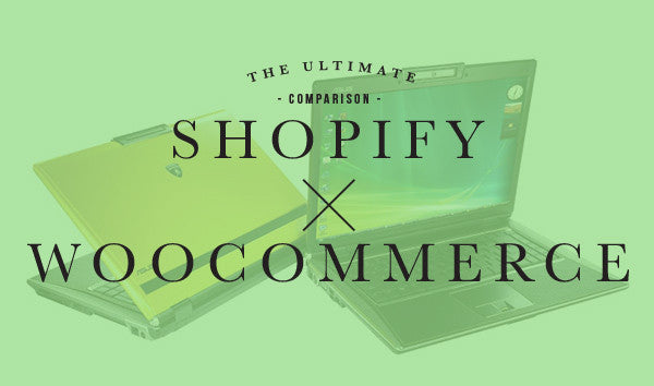 Why Shopify vs WooCommerce for selfology in 2016?