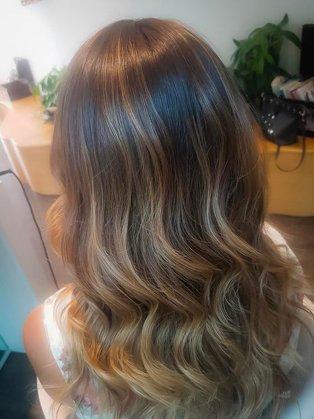 One Love Balayage Hair, Haircut, Treatment, & Foot Soak