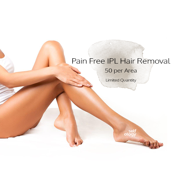 Pain Free IPL Hair Removal
