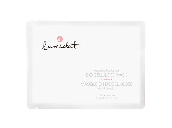 Luméclat Absolute Radiance Bio-Cellulose Mask