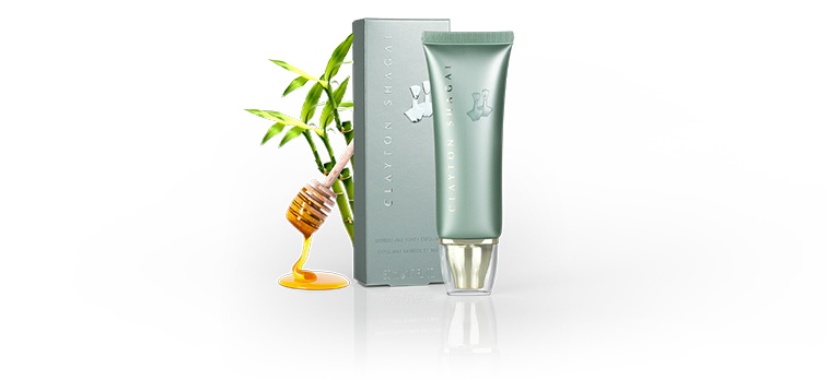 Clayton Shagal Bamboo and Honey Exfoliant