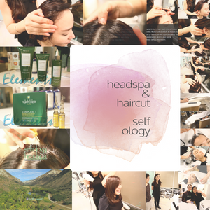 Headspa & Haircut, selfology®