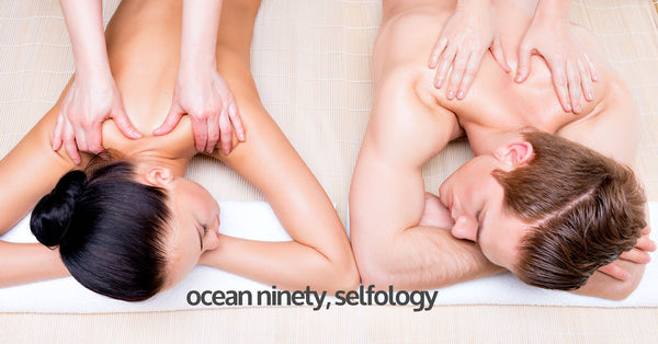 Ocean Ninety - Full Body Massage & Selfology Healing Facial/Foot Massage + Hydrating Eye/Lip Mask