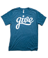 Day One Tee - Blue