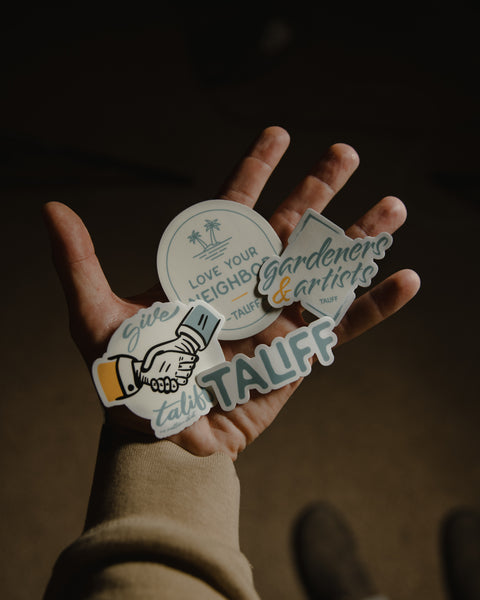 Taliff Sticker Pack