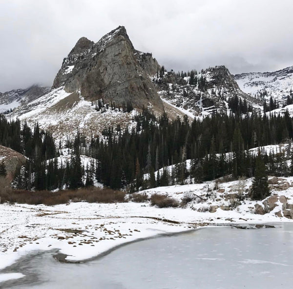 I'd Hike That crew opt outside lake blanche