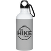 Accessories Grey / One Size I'd Hike That Water Bottle