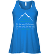 Apparel Bella Women's Flowy Tank / True Royal / S 5 Stages of Hiking