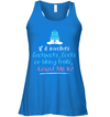 Apparel Bella Women's Flowy Tank / True Royal / S Count Me In