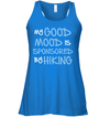 Apparel Bella Women's Flowy Tank / True Royal / S My Good Mood
