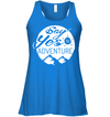 Apparel Bella Women's Flowy Tank / True Royal / S Say Yes to Adventure