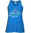 Apparel Bella Women's Flowy Tank / True Royal / S The Mountains Need Me
