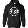 Apparel Pullover Hoodie 8 oz / Black / Small I'd Hike That! Hoodie