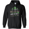 Apparel Pullover Hoodie 8 oz / Black / Small If it Involves Mountains, Coffee or Beer... Count Me In!
