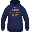 Apparel Unisex Heavyweight Pullover Hoodie / Navy / S This Beauty Hikes