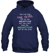 Apparel Unisex Heavyweight Pullover Hoodie / Navy / S You Can Take The Girl Out