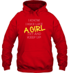 Apparel Unisex Heavyweight Pullover Hoodie / Red / S Try And Keep Up
