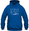 Apparel Unisex Heavyweight Pullover Hoodie / Royal / S Im the kind of girl who likes to get dirty
