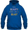 Apparel Unisex Heavyweight Pullover Hoodie / Royal / S This Beauty Hikes