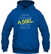 Apparel Unisex Heavyweight Pullover Hoodie / Royal / S Try And Keep Up