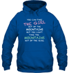 Apparel Unisex Heavyweight Pullover Hoodie / Royal / S You Can Take The Girl Out
