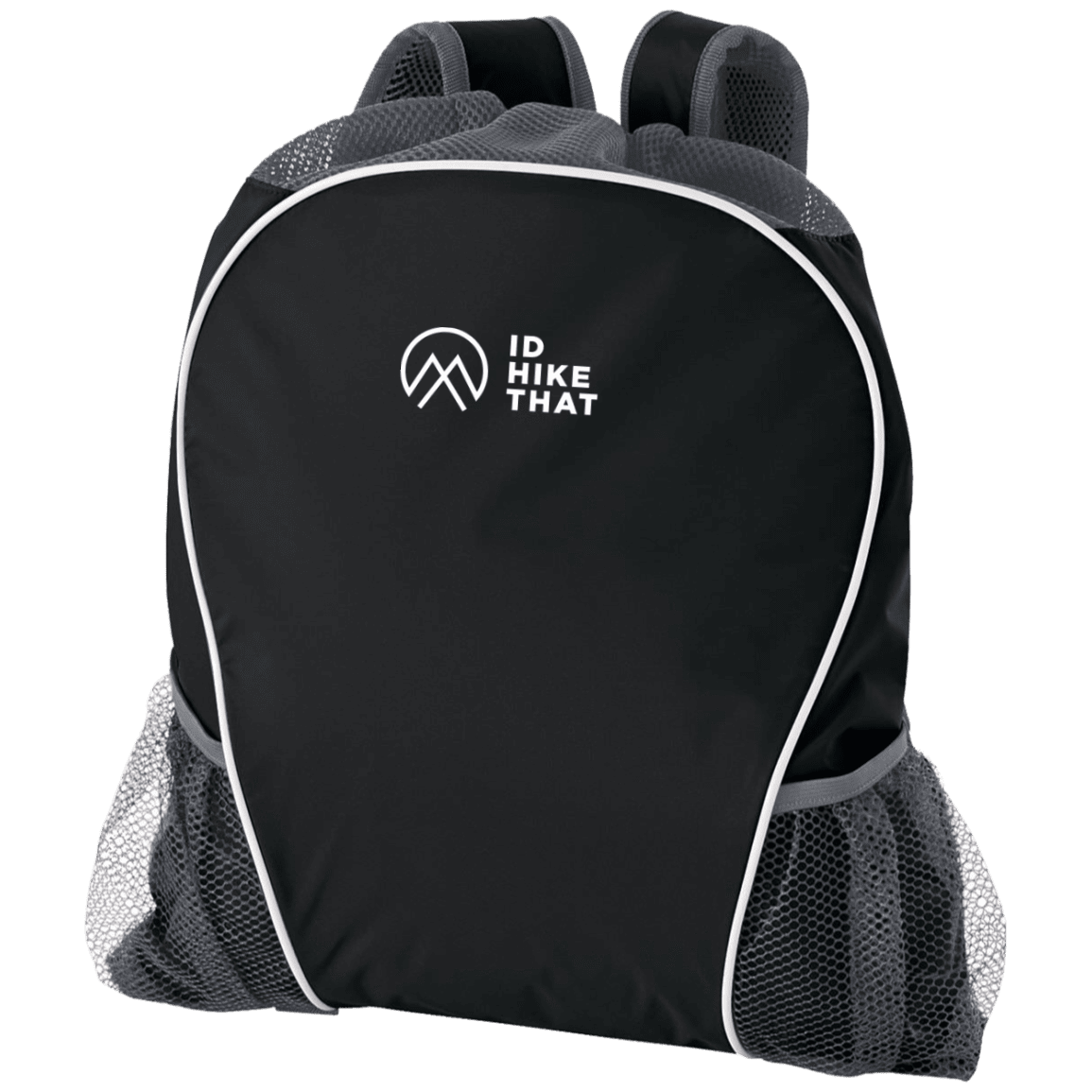 Bags Black/Graphite / One Size Rig Bag - I'd Hike That - Water Resistant