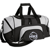 Bags Black/Grey / One Size IHT Colorblock Sport Duffel Bag