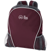 Bags Maroon/Graphite / One Size Rig Bag - I'd Hike That - Water Resistant