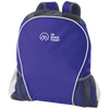 Bags Purple/Graphite / One Size Rig Bag - I'd Hike That - Water Resistant