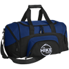 Bags True Royal/Black / One Size IHT Colorblock Sport Duffel Bag