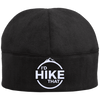 Hats Fleece Beanie / Black / One Size I'd Hike That Beanie Fleece Beanie