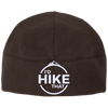 Hats Fleece Beanie / Cafe Brown / One Size I'd Hike That Beanie Fleece Beanie