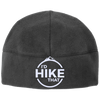 Hats Fleece Beanie / Charcoal / One Size I'd Hike That Beanie Fleece Beanie