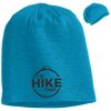 Hats Neon Blue / One Size I'd Hike That - Slouch Beanie