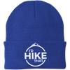 Hats One Size Fits Most Knit Cap / Athletic Royal / One Size I'd Hike That Knit Beanie