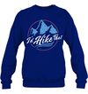 I'd Hike That Retro | Blue