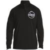Jackets Black / X-Small Men's Half Zip Raglan Performance Pullover