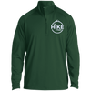 Jackets Forest Green / Small Men's Half Zip Raglan Performance Pullover