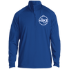 Jackets True Royal / X-Small Men's Half Zip Raglan Performance Pullover