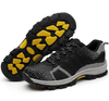 Shoes Gray / 40 Indestructible BulletProof Safety Shoes