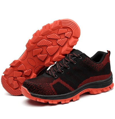 Shoes Red / 39 Indestructible BulletProof Safety Shoes